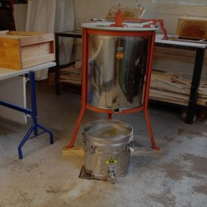Chapter IX. Invention Of The Honey Extractor